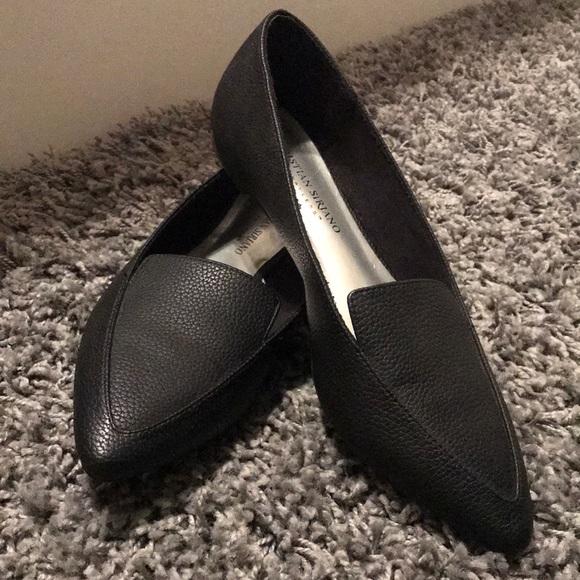 91486cbfec13 Christian Siriano Shoes - Christian Siriano Pointed Toe Flats (Black)